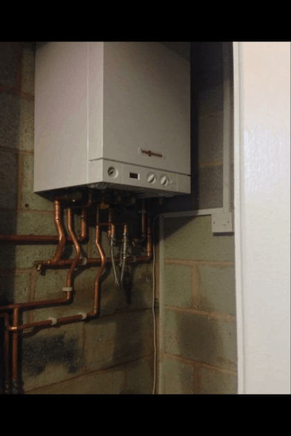 Little Aston Boiler Installation