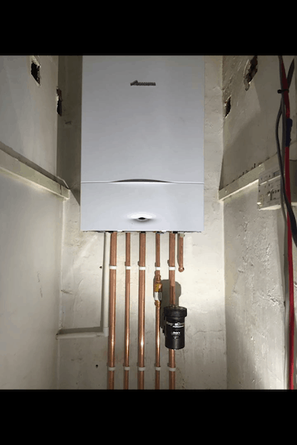 Worcester Boiler Installation Alderidge