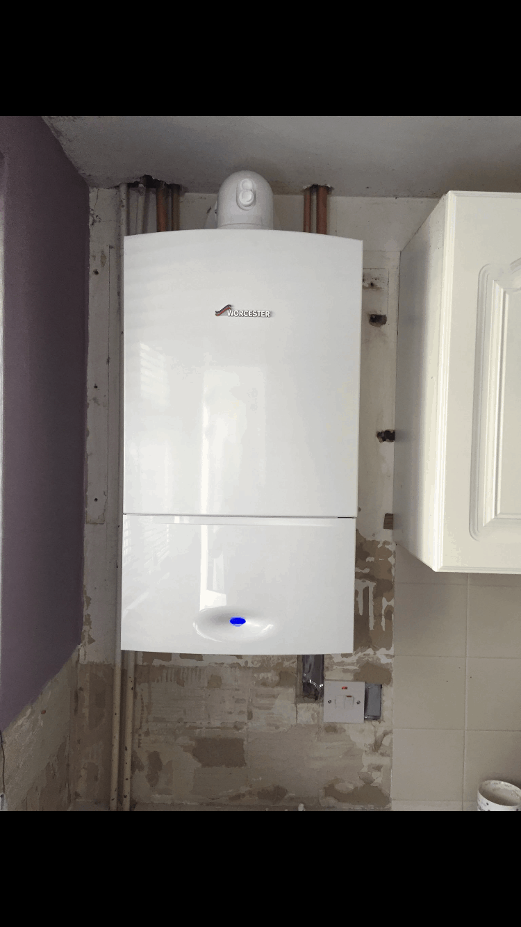 New Boiler Installation in Lichfield