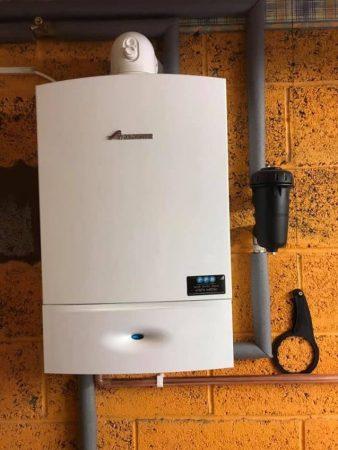 New Boiler Walsall