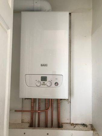 New Boiler Aldridge